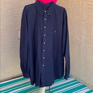 Ralph Lauren Buttoned Down Dress Shirt